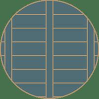 De Paal - Vloeren - patroon ladder
